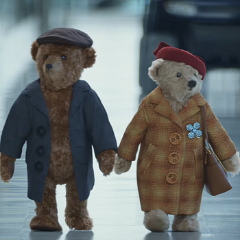 These little bears made our heartstrings go wibbly.