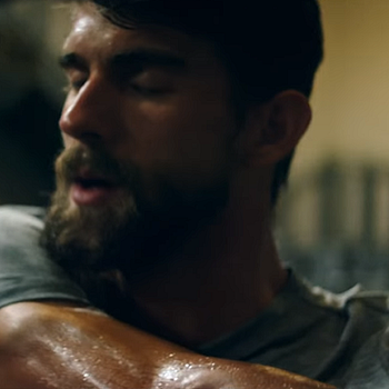 Under Armour pay tribute to the determination of Michael Phelps in this week's Video Worth Sharing.