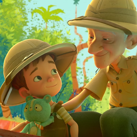 Celebrate the majesty of animation in this week's Video Worth Sharing.
