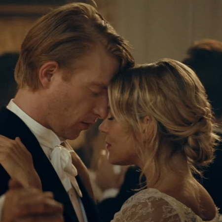 Burberry put on the most lavish Christmas ad of the season.