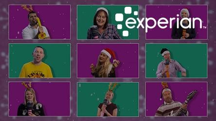 Experian Internal Christmas Video Thumbnail