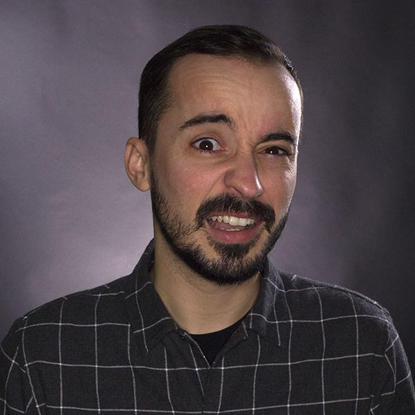 Johnny Leal Motion Graphics Designer - he's great