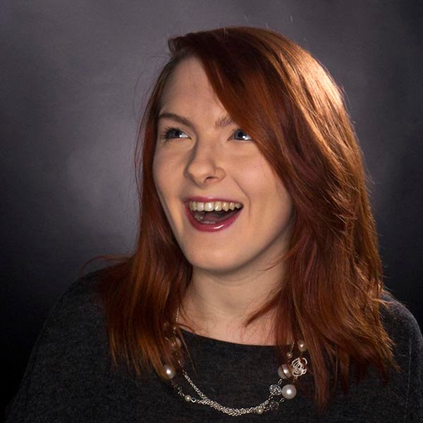 Lydia Cockerham Video Communications Specialist - all about the fun