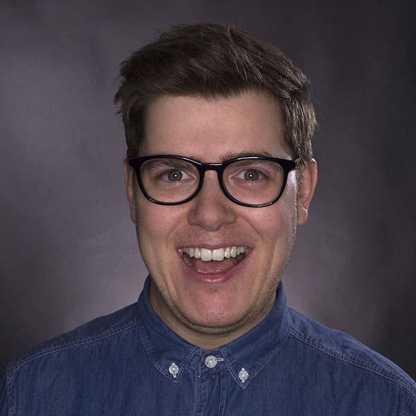 Ollie Tristram Senior Editor - whatta guy