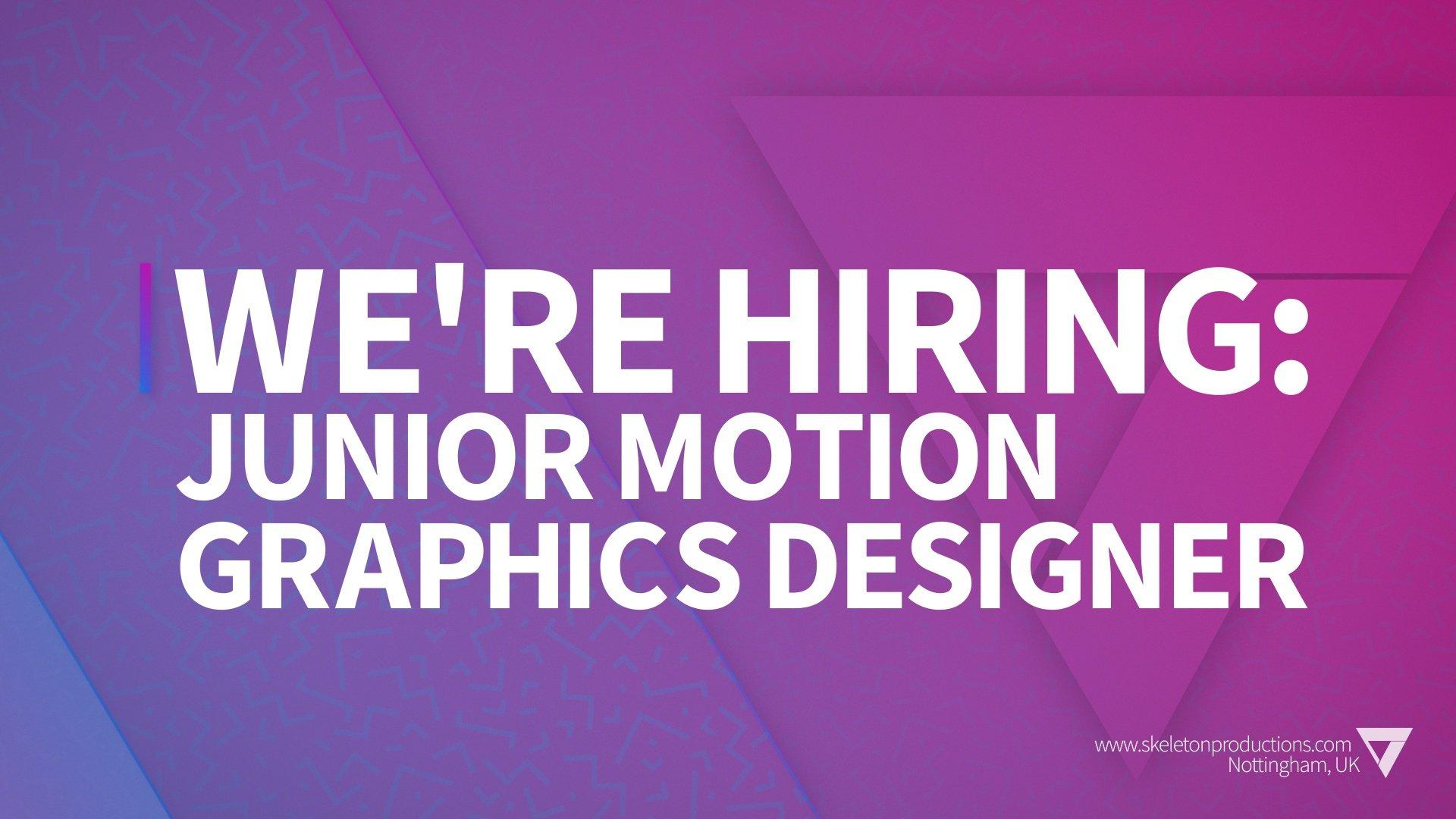 Junior Motion designer_Blog Post_Main