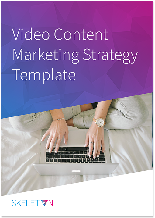 Video Content Marketing Strategy Template