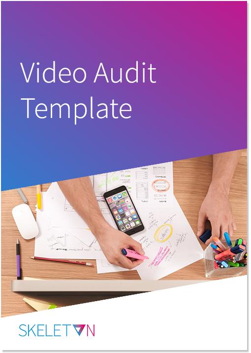 Video Audit Template