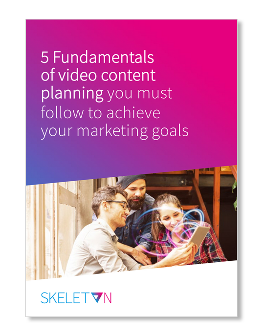 5 Fundamentals of Video Content Planning