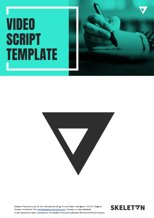 Video Script Template