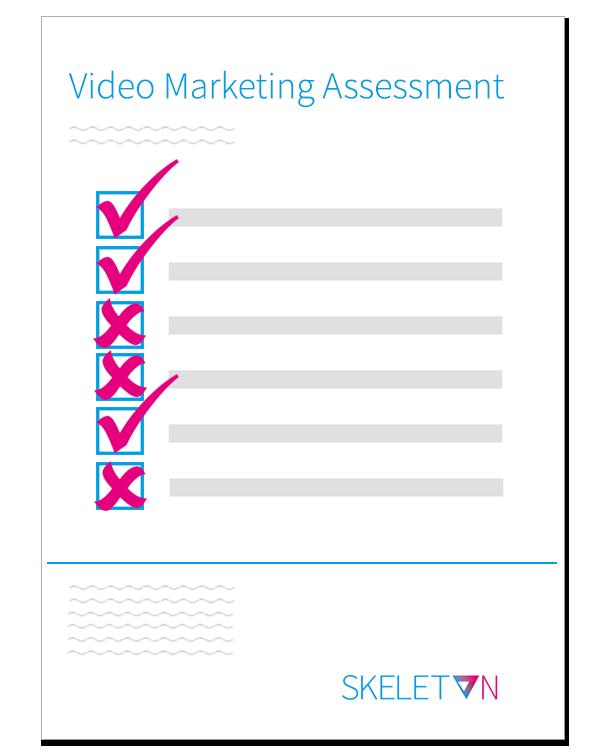 Video Marketing Assessment