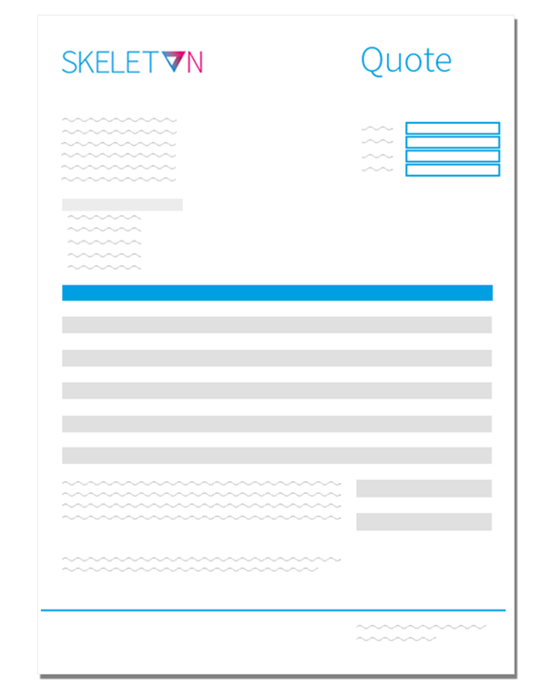 quote-form-template