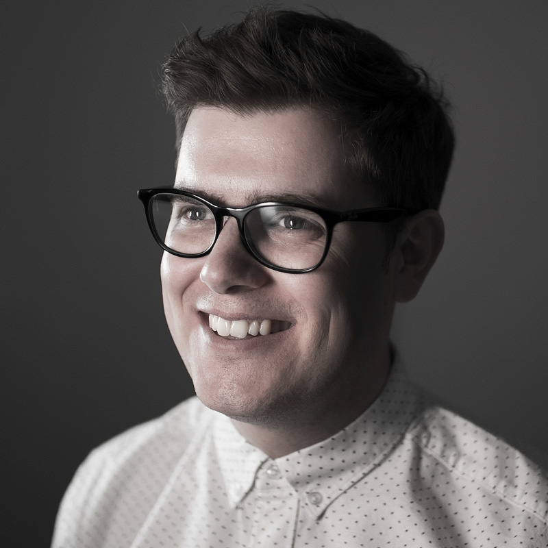 Ollie Tristram Head of Post-production - whatta guy
