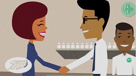 Boots Leadership Academy Animation