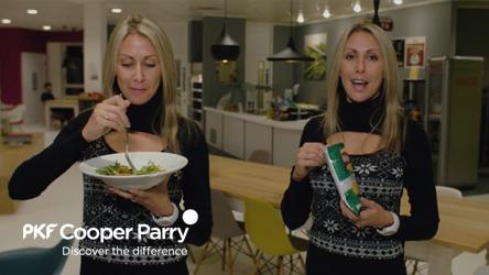 PKF Cooper Parry Brand Film Video