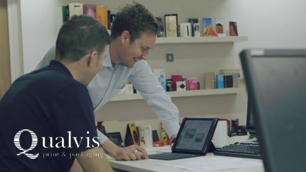 Qualvis Print & Packaging   Company overview video