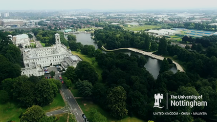 University of Nottingham Campus Tours
