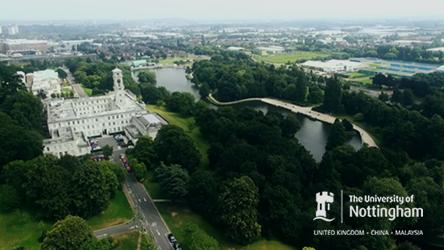 Univeristy of Nottingham Campus Tour Video