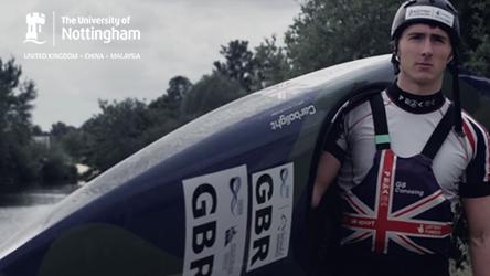 University of Nottingham Sports Promotional Video