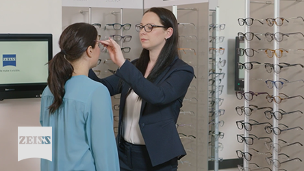 Carl Zeiss Vision _ Decision Campaign