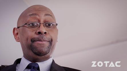 Zotac Game Promotional Advert