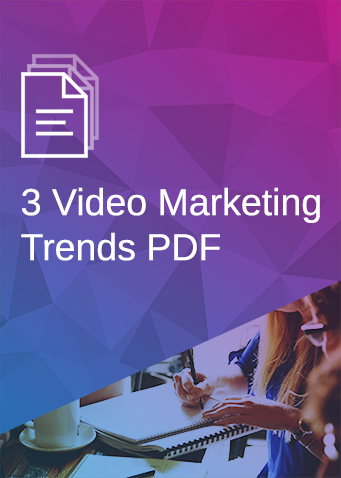 Video Marketing Trends PDF