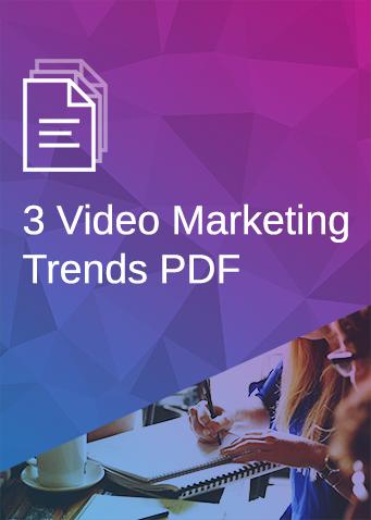 Video Marketing Trends PDF