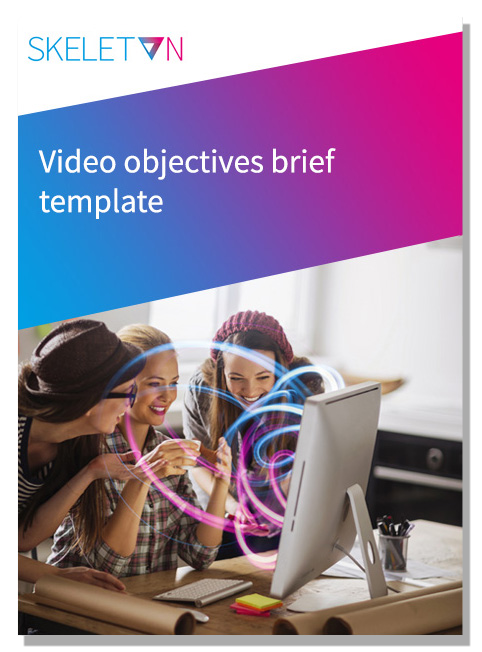 Video Objectives Template