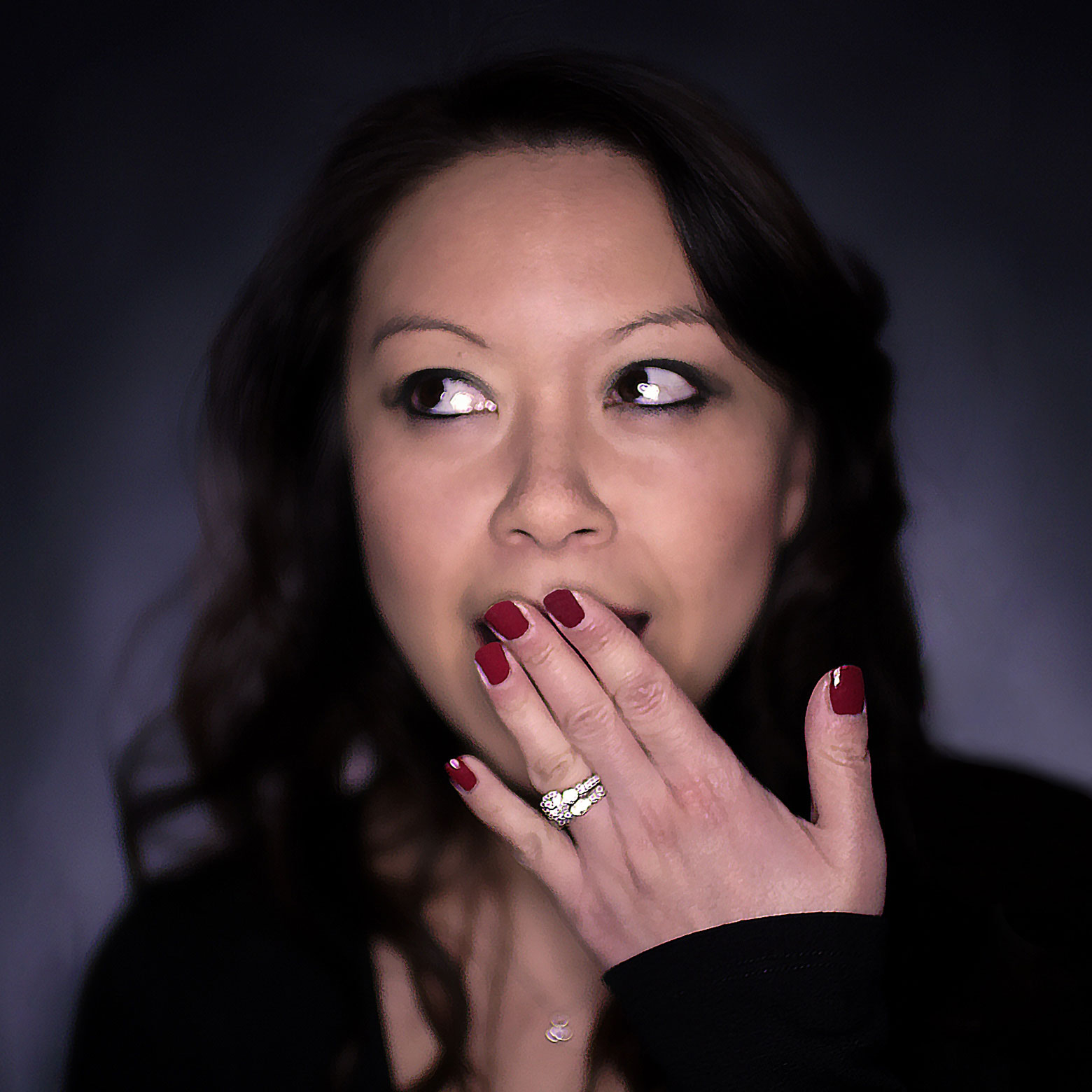 Thanh Catachanas Client Services Director - and... pose