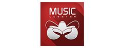 Music Lobster Logo