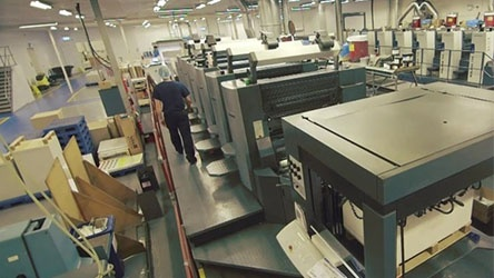 Qualvis Print & Packaging Introduction