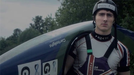 University of Nottingham Department of Sports Advertising Campaign
