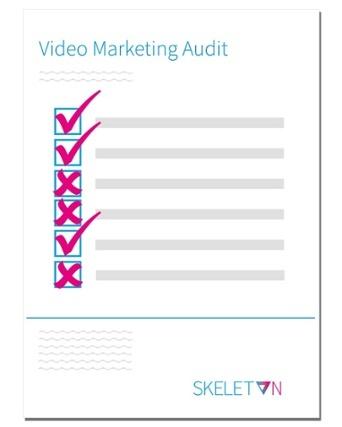 Video Marketing Audit