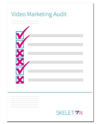 Video Marketing Audit