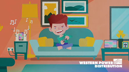 WPD Child Safety Educational Video Thumbnail