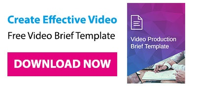 Download your Free Video Production Brief Template