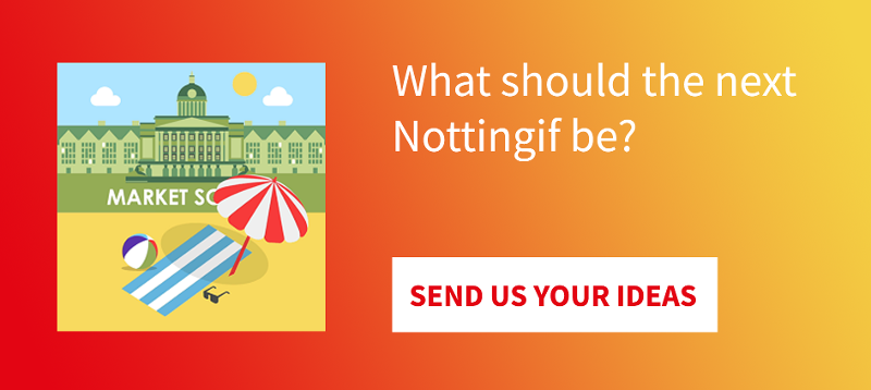What should the next Nottingif be? Send us your ideas