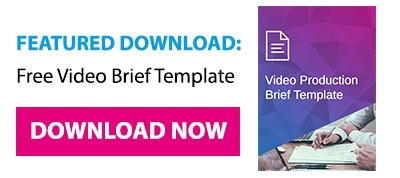 Featured download. Free Video Production Brief Template. Download Now
