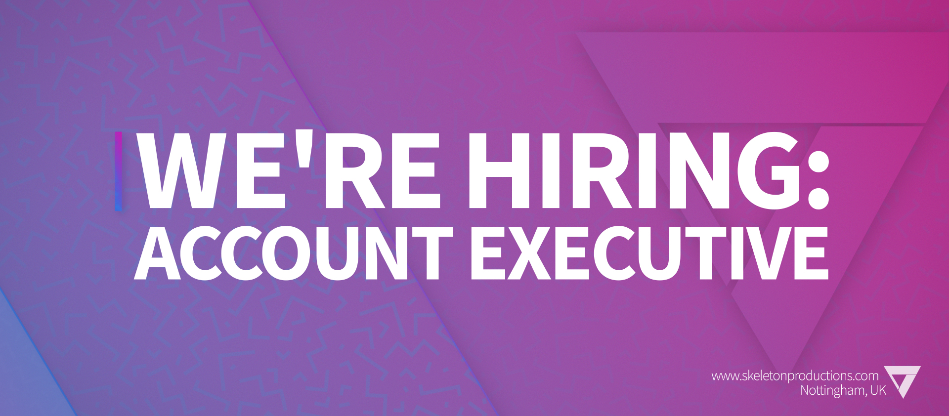 We're Hiring: Account Executive featured image