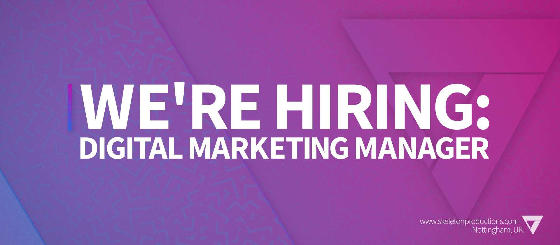 We're Hiring: Digital Marketing Manager featured image