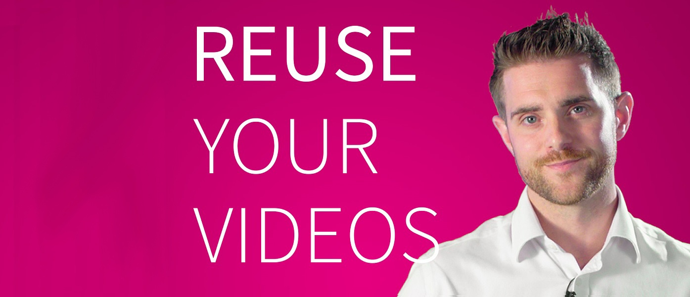 How to Repurpose Your Video Content for Incredible ROI featured image