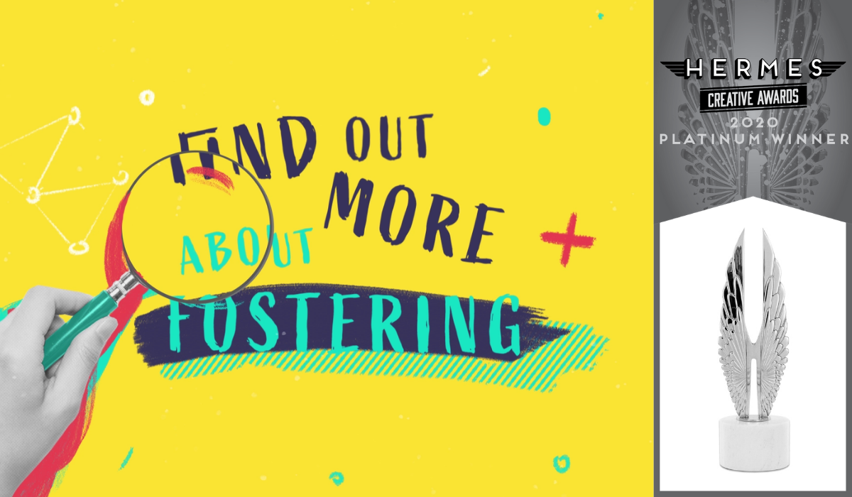 Fostering Ambition: An Award-Winning Campaign For Regional Foster Families featured image