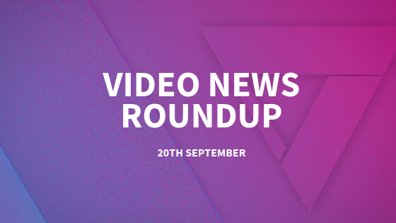 Video Marketing News Roundup - 20th September featured image