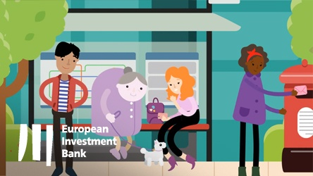 European Investment Bank SME Animation
