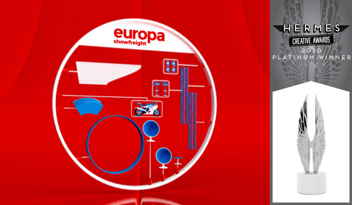 Showfreight Showcase: An Award-Winning Campaign For Europa Worldwide Group featured image