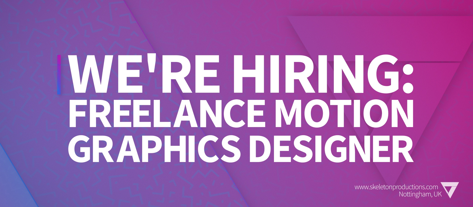We're Hiring: Freelance Motion Graphics Designers featured image