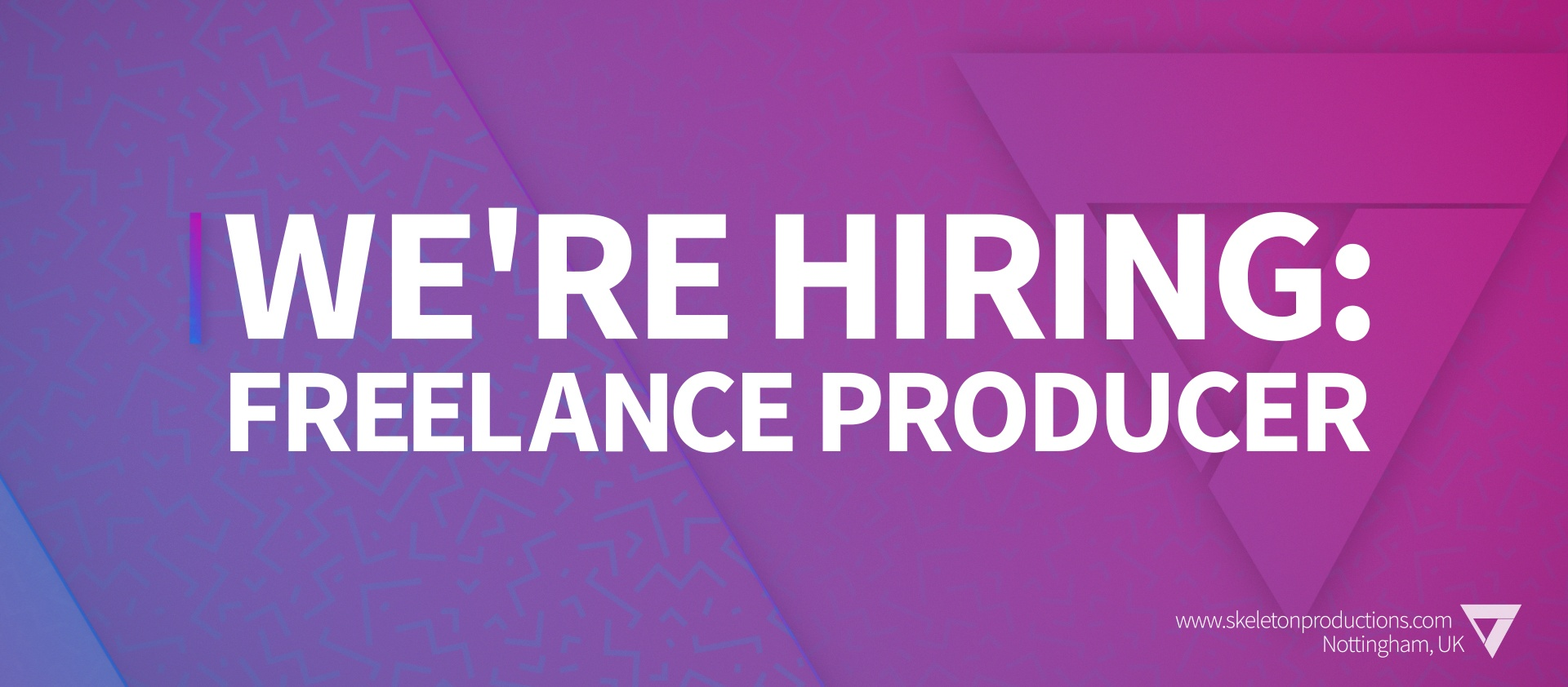 We're Hiring: Freelance Producer featured image