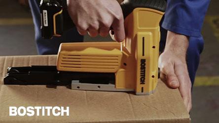 Bostitch Carton Closer Video Thumbnail