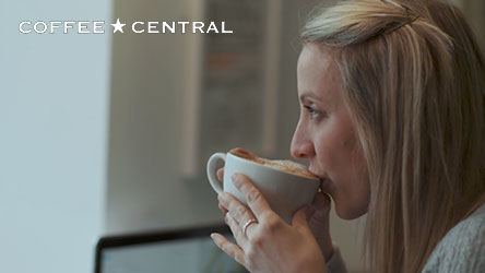 Coffee Central Promotional Video