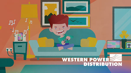 Western Power Distribution Child Safety Video Thumbnail