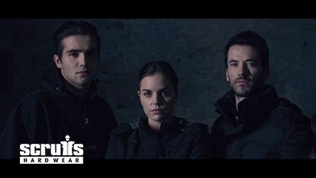 Scruffs Workwear Promotional Video Thumbnail